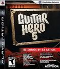 ACTIVISION GUITAR HERO 5-PS3